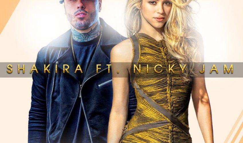 Shakira: Μία ολόχρυση θεά στο video clip του «Perro Fiel» με τον Nicky Jam