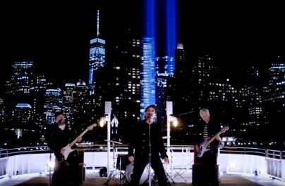 U2: Οι Ιρλανδοί στη Νέα Υόρκη για το video clip του «You're The Best Thing About Me»