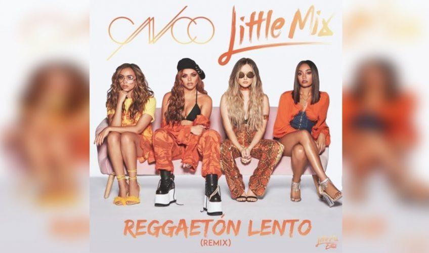 """Reggaetón Lento"" | Δείτε το video clip της συνεργασίας των Little Mix με τους CNCO!"