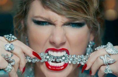 Η Taylor Swift εκτόπισε το «Despacito»!