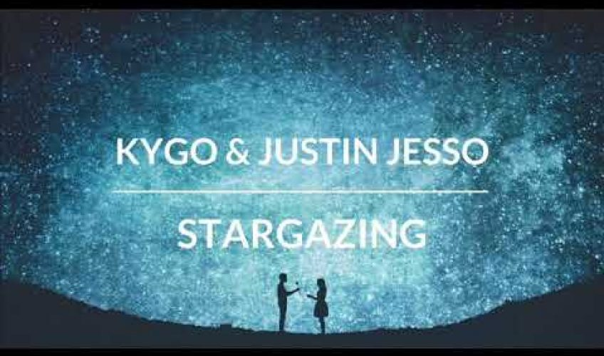 Kygo και Justin Jesso εκτοξεύονται στα αστέρια με το «Stargazing»