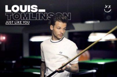 «Just Like You»: Ο Louis Tomlinson κυκλοφορεί νέο τραγούδι