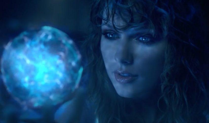 Taylor Swift: Ένα video clip επιστημονικής φαντασίας για το «…Ready For It?»