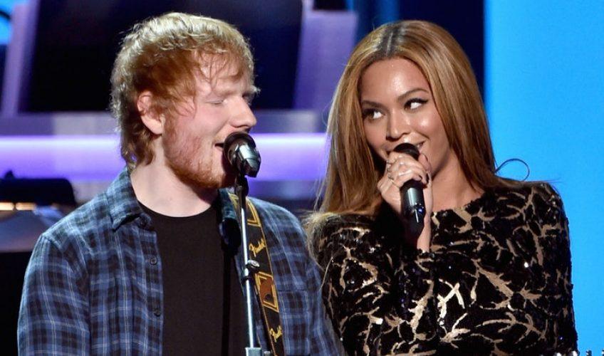 Ed Sheeran: Η Beyoncé είναι το όνομα – έκπληξη στο remix του «Perfect»