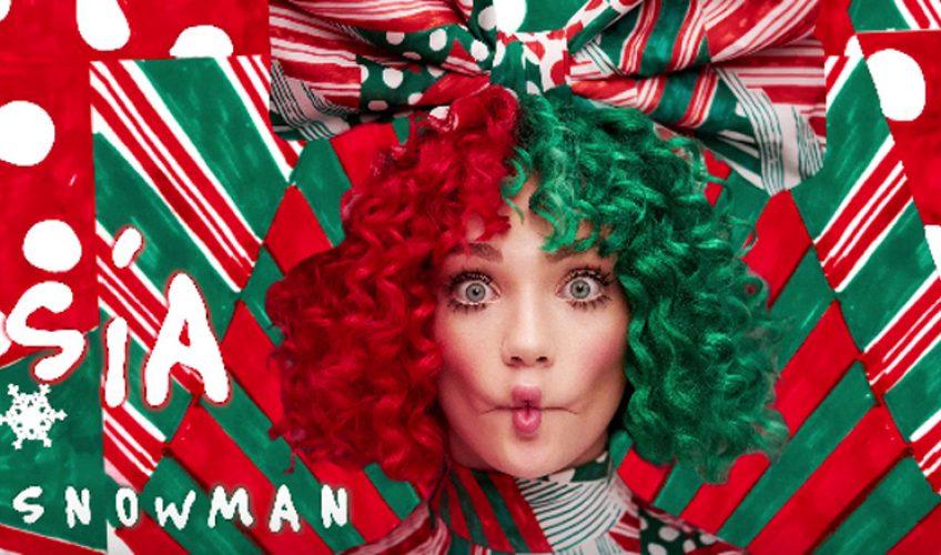 Η Sia σε μία μοναδική μπαλάντα με το «Snowman»