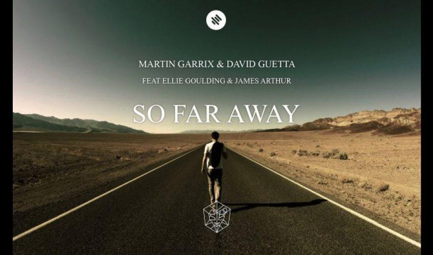 Martin Garrix & David Guetta ενώνουν δυνάμεις στο «So Far Away»