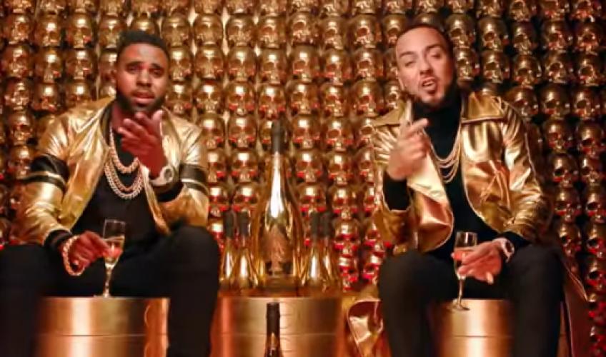 Jason Derulo και French Montana στο video clip του «Tip Toe»