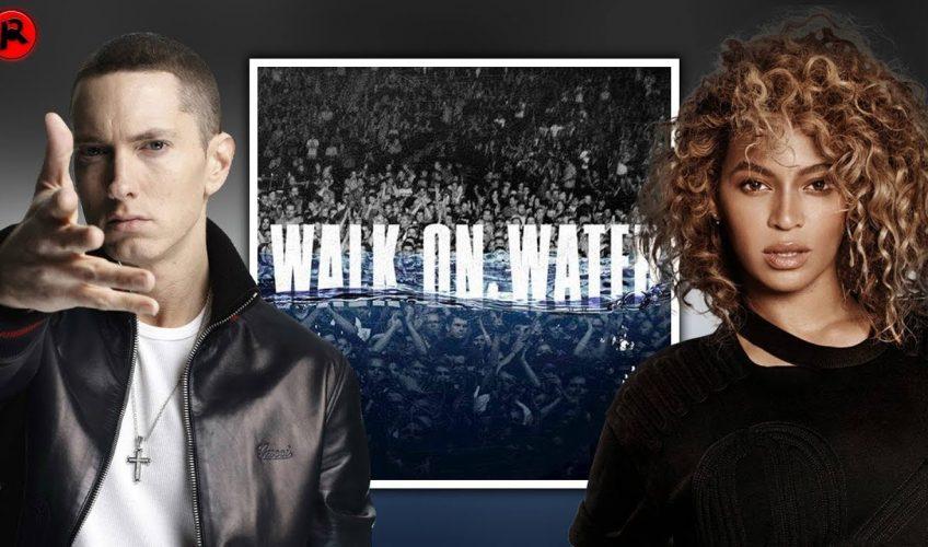 Eminem: Το video clip για τη συνεργασία με την Beyoncé στο «Walk On Water»