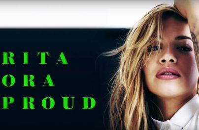 «Proud»: Η Rita Ora σε ένα τραγούδι εμπνευσμένο από ιστορίες του κοινού
