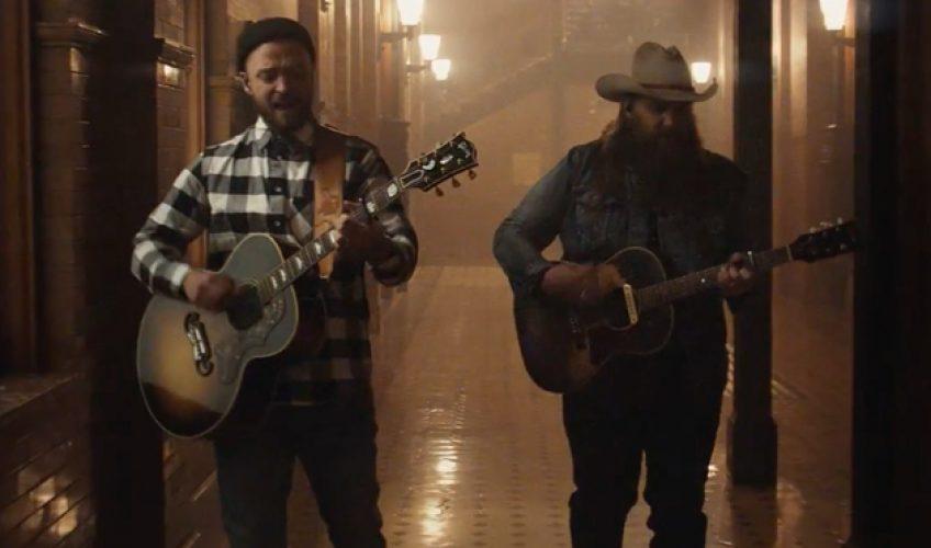 «Say Something»: Justin Timberlake και Chris Stapleton σε μία απρόσμενη συνεργασία