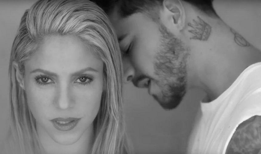 Shakira και Maluma διεγείρουν τις αισθήσεις με το video clip του «Trap»