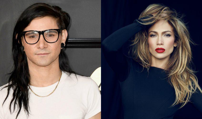 Jennifer Lopez: Πρώτη γεύση από τη συνεργασία της με τον Skrillex