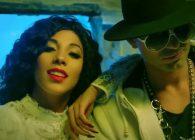 Claydee και Jenn Morel στο πιο «Licky» video clip