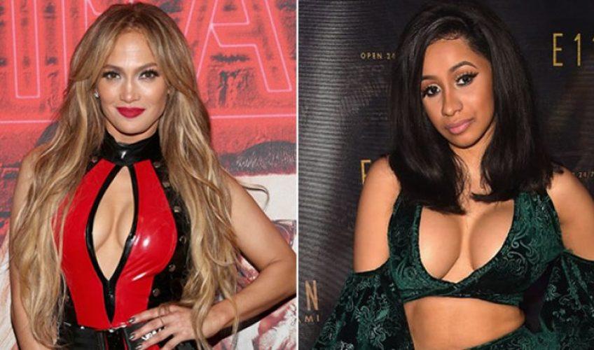 Η Jennifer Lopez επιβεβαιώνει τη συνεργασία με την Cardi B