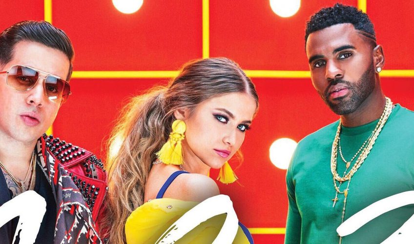 «1,2,3»: Το επόμενο latin hit ανήκει στη Sofia Reyes ft. Jason Derulo & De La Ghetto