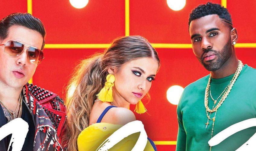 «1,2,3»: Το επόμενο latin hit ανήκει στη Sofia Reyes ft. Jason Derulo & De La Ghetto