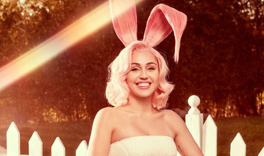 Η Miley Cyrus γίνεται «βασίλισσα» του Πάσχα για χάρη της «Vogue»