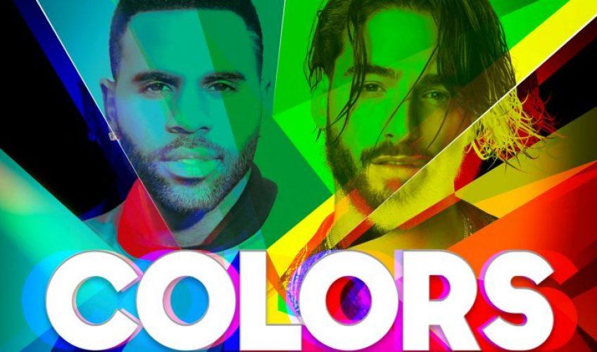 Jason Derulo & Maluma εννώνουν τις δυνάμεις τους στο «Colors»