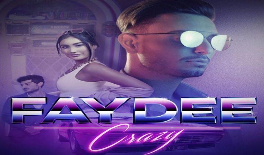 """Το """"Crazy"""" είναι το νέο Hit Single του αγαπημένου Αυστραλού καλλιτέχνη Faydee."""
