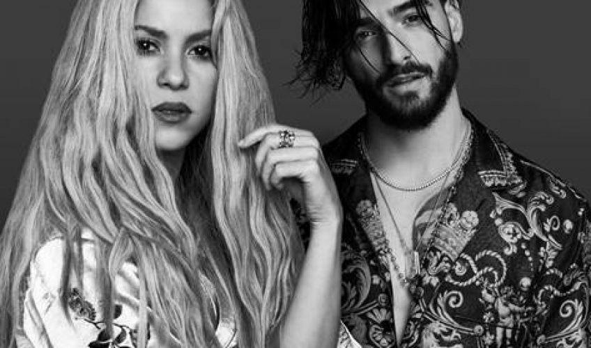 Η Shakira και ο Maluma παρασύρουν στον ακαταμάχητο ρυθμό του «Clandestino», τη νέα τους συνεργασία μετά την απόλυτη επιτυχία του «Chantaje» .