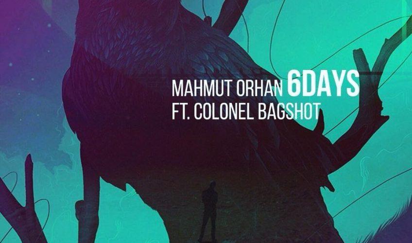 """Ο Mahmut Orhan επιστρέφει με μια ανανεωμένη έκδοση του τραγουδιού """"Six Days War"""", της δεκαετίας του 70."""