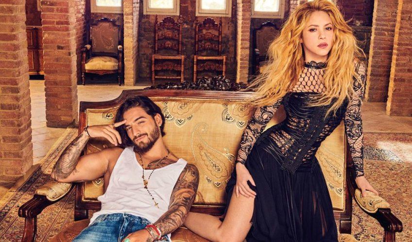 Shakira και Maluma σαγηνεύουν με το video clip του «Clandestino»