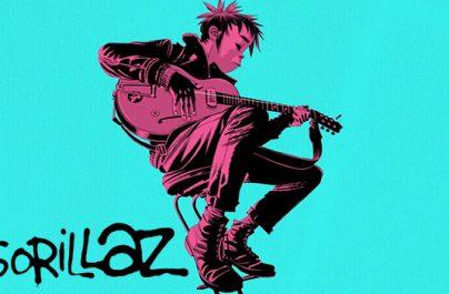 Το νέο album των Gorillaz είναι εδώ, με παραγωγή από τους ίδιους και το δυνατό δίδυμο των Remi Kabaka και James Ford