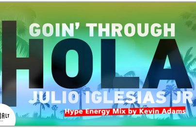 H μεγάλη διεθνής συνεργασία των Goin'Through με τον Julio Iglesias Jr τραγούδησαν μαζί, για πρώτη φορά την καλοκαιρινή επιτυχία με τίτλο «Ηola»
