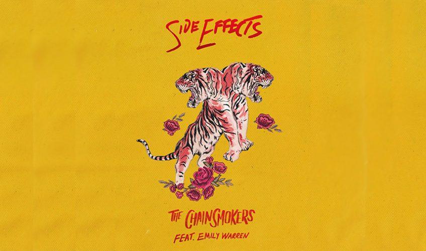 """Οι """"The Chainsmokers"""" κυκλοφορούν το νέο τους τραγούδι """"Side Effects"""" και με αυτό προαναγγέλλουν  το πολυαναμενόμενο 2ο άλμπουμ τους."""