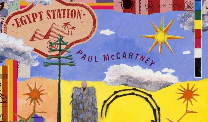 Μόλις κυκλοφόρησε το 17ο προσωπικό studio album του Paul McCartney με τίτλο Egypt Station.