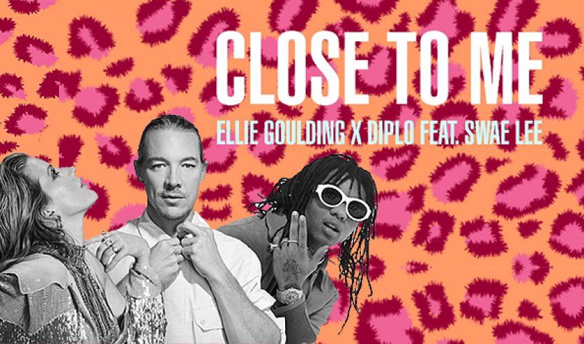 """Κυκλοφορησε το νεο single απο τους Ellie Goulding και τον ραπερ Swae Lee """"Close To Me"""""""