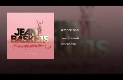 """Amore Mio"" feat. Alida Chelli… αυτό είναι το debut single των Jean Baskets."