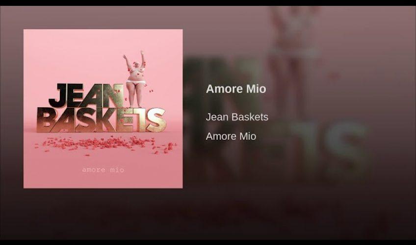"""Amore Mio"" feat. Alida Chelli… αυτό είναι το debut single των Jean Baskets."