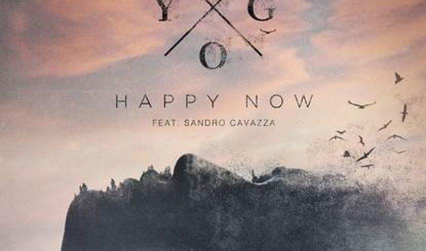 """Ο Kygo συνεργάζεται με τον Sandro Cavazza, στο ολοκαίνουριο single, """"Happy Now""""!"""