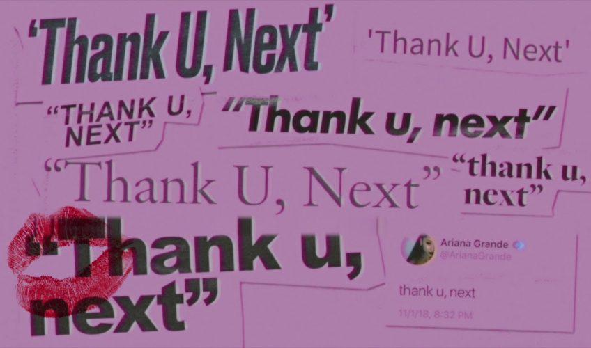 """Η Ariana Grande έκανε την έκπληξη και κυκλοφόρησε μέσα στο Σαββατοκύριακο που μας ένα ολοκαίνουργιο τραγούδι με τίτλο """"Thank U, Next"""""""