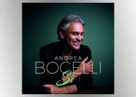 """Ο Andrea Bocelli έχει συνεργαστεί με μερικούς από τους πιο περιζήτητους star στον πλανήτη για το νέο album του """"Si"""""""