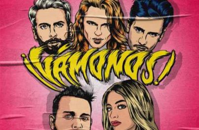 Νέo single: Kris Kross Amsterdam x Ally Brooke x Messiah – Vámonos