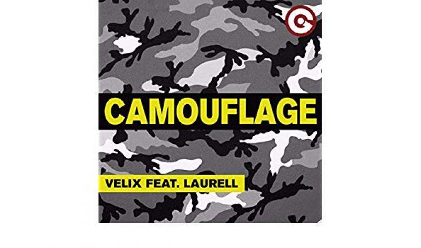 """Το """"Camouflage"""" είναι το νέο single από τον Έλληνα DJ και Παραγωγό Velix, ο οποίος συνεργάζεται με την Καναδέζα τραγουδίστρια Laurell για να δημιουργήσουν κάτι ξεχωριστό ."""