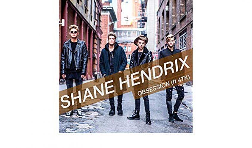 Ένα από τα μεγαλύτερα ταλέντα του Βελγίου, τον Shane Hendrix παρουσιάζει η Panik Records, κυκλοφορώντας, σε Ελλάδα και Κύπρο, το νέο του single, με τίτλο «Obsession»!