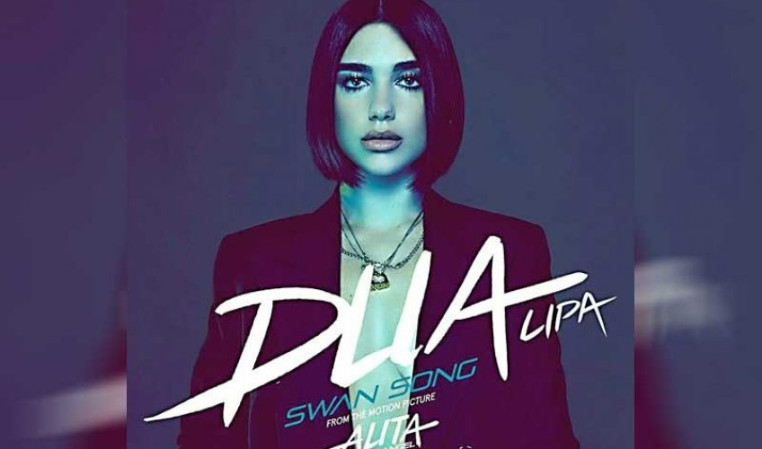 Swan Song: νέο single Dua Lipa από την ταινία του James Cameron, Alita: Battle Angel