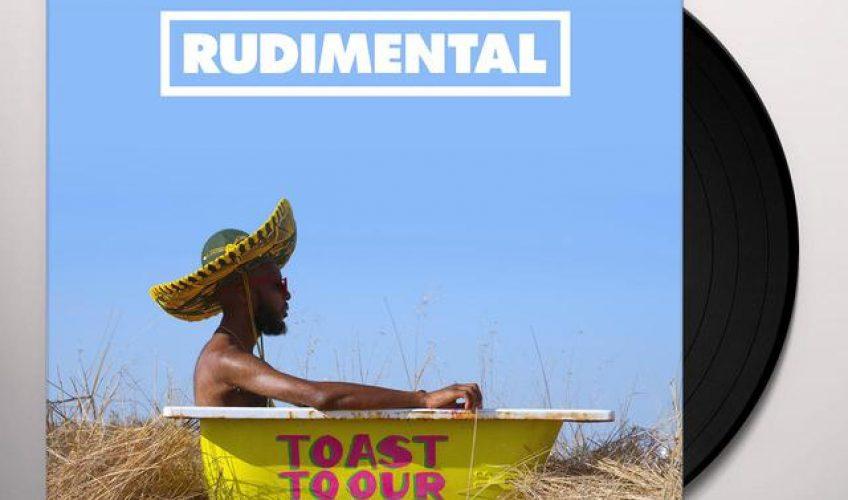 Οι Rudimental κυκλοφορούν το πολυαναμενόμενο album τους Toast To Our Differences, το οποίο μοιάζει με ένα πραγματικό greatest hits.
