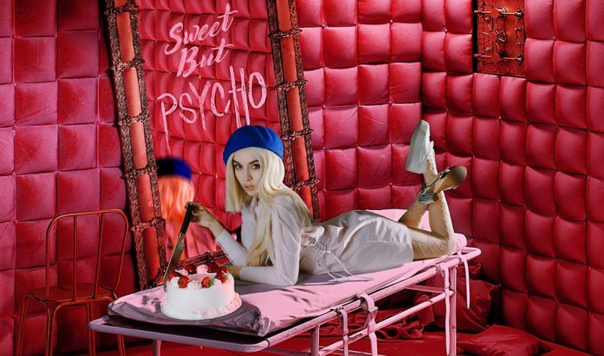 To παγκόσμιο nο1 hit: Ava Max – Sweet But Psycho