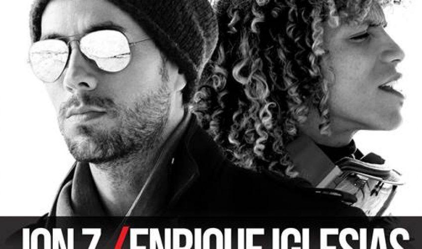 """Ο Λατίνος superstar Enrique Iglesias επιστρέφει στο πλευρό του Jon Z με την sexy pop του """"DESPUES QUE TE PERDI"""""""