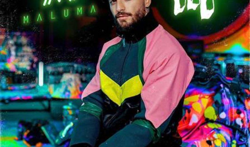"""Με το 2019 να φαντάζει υπέροχο ο Κολομβιανός Superstar Maluma επιστρέφει με το single """"HP""""."""
