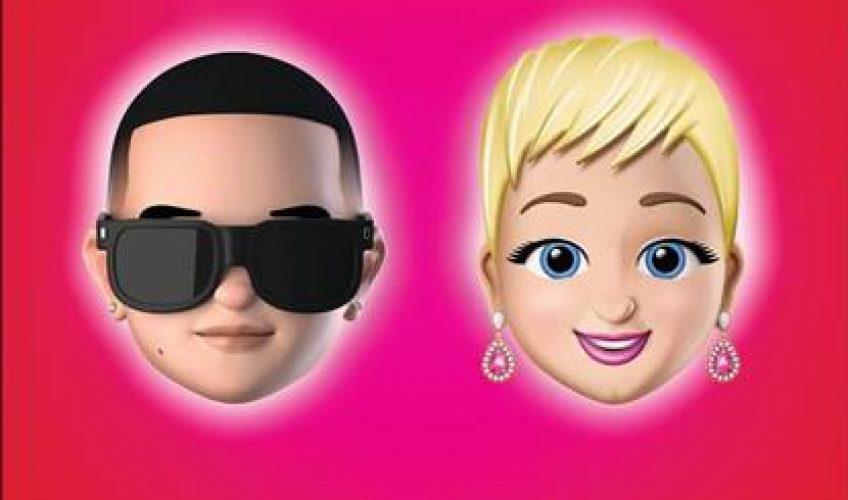 """Ο Daddy Yankee και η Katy Perry ενώνουν τις δυνάμεις τους και κυκλοφορούν μια νέα εκδοχή του παγκοσμίου hit """"Con Calma"""" ft. Snow."""