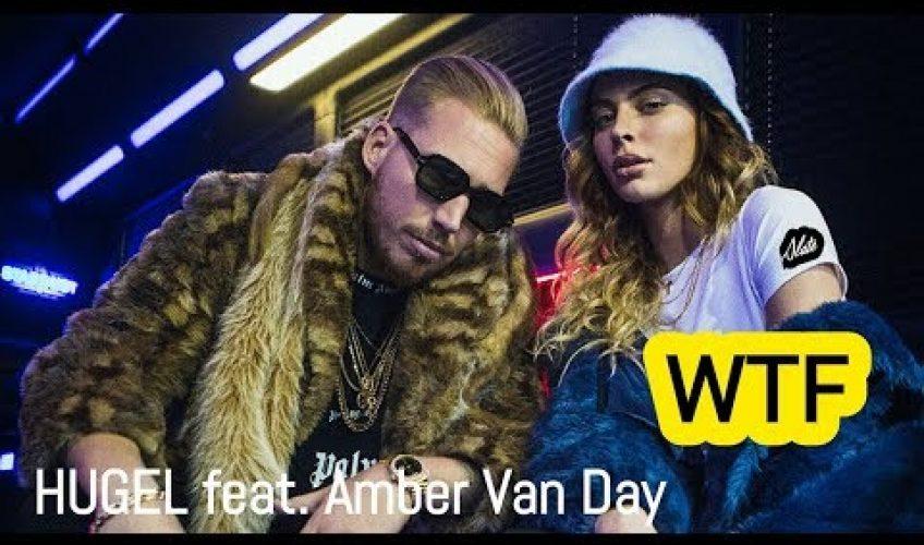 Νέο single για το Γάλλο DJ & remixer, Hugel. Στα φωνητικά μαζί του η Amber Van Day.