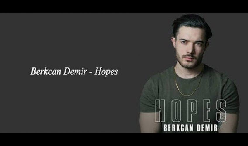 Nέο single για τον DJ και παραγωγό, Berkcan Demir, που σαρώνει στην Ευρώπη!