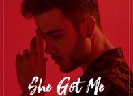 """Το super hit του Luca Hanni """"She Got Me"""" το έγραψε ο ίδιος μαζί με μια ομάδα από γνωστούς δημιουργούς."""