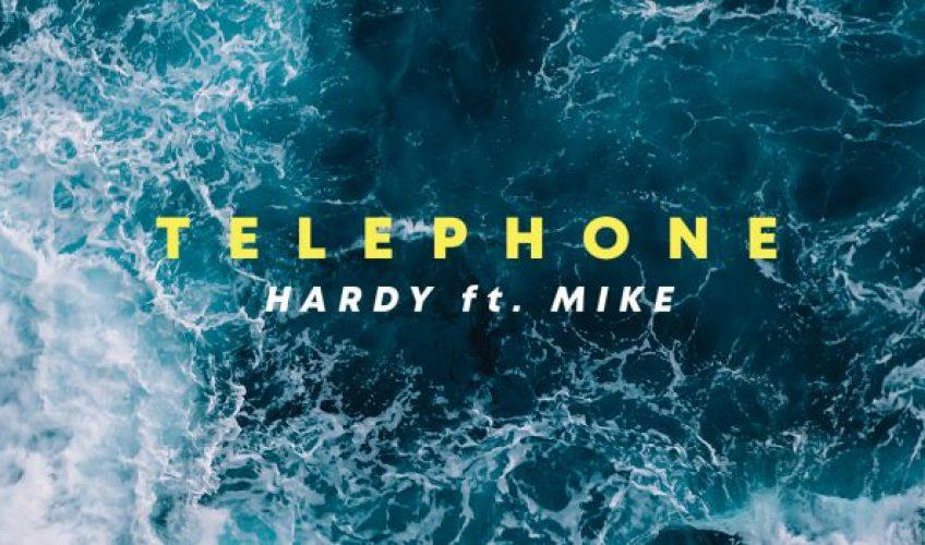 O Βρετανός τραγουδιστής και συνθέτης Hardy ενώνει τις δυνάμεις του με τον ταλαντούχο Mike και μας ξεσηκώνουν με το «Telephone»!