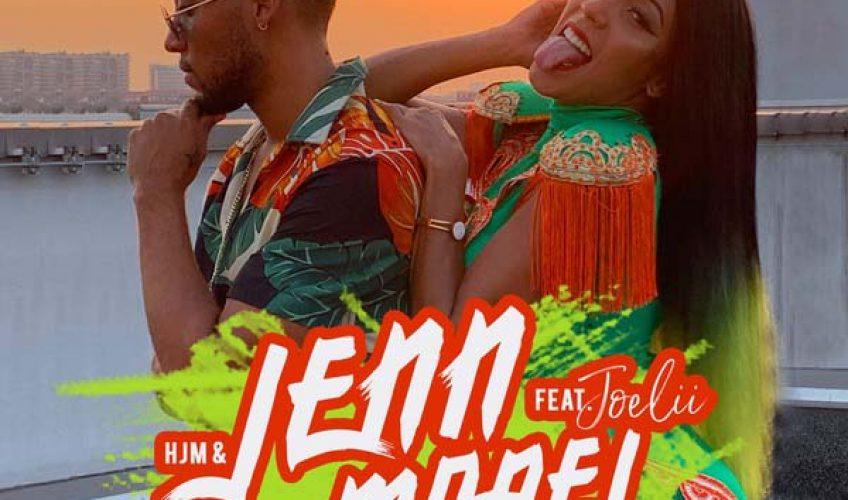 """Η Δομινικανή σεξοβόμβα Jenn Morel επιστρέφει με το νέο της Single με τίτλο """"Touch My Body"""" !!"""